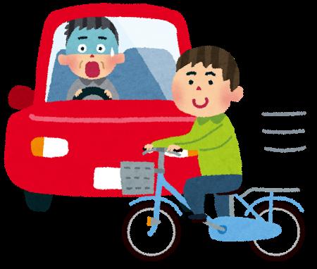 道が狭い市川市!なのに交通事故は少ないという不思議な事実!