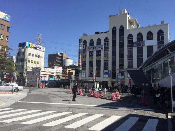 西船橋 駅前ロータリー