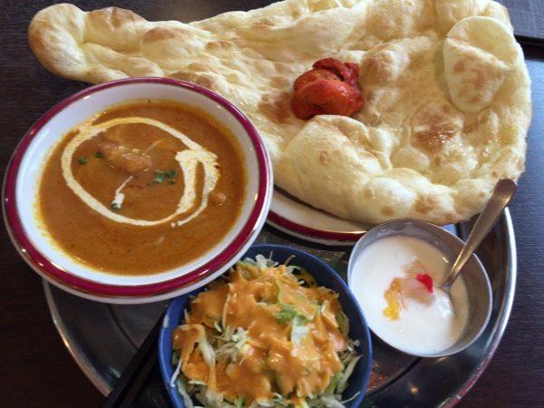 インドレストラン Shiva ランチ