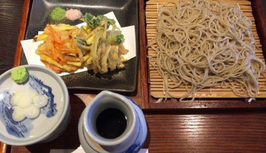 本八幡駅周辺でおすすめのそば屋さん3選!【美味しいお店を厳選】